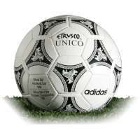 European Cup Ball 1992 (Etrusco Unico)
