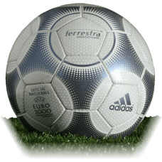 European Cup Ball 2000 (Terrestra Silverstream)