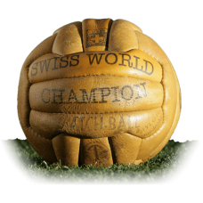 World Cup Ball 1954 (Swiss World Champion)