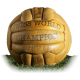 World Cup Ball 1954 (Swiss World Champion)