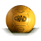 World Cup Ball 1962 (Crack)