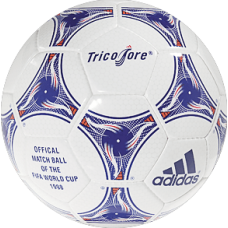 World Cup Ball 1998 (Tricolore)