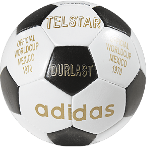 World Cup Ball 1970, all list of FIFA