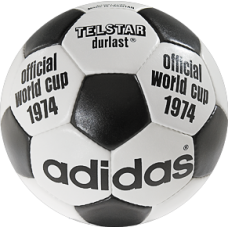 World Cup Ball 1974 (Telstar Durlast)