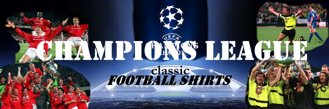 Champions League shirts