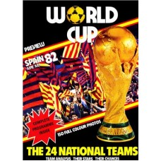 World Cup Preview Spain 1982