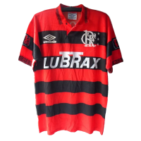 Romario #11 Flamengo Home 1994-1995