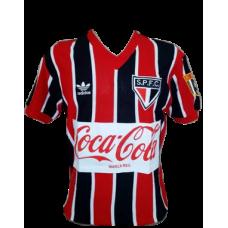 Sao Paulo Away 1988-1989