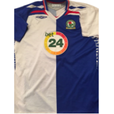 Blackburn Rovers Home 2007-2008