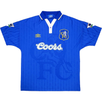 Chelsea Home 1995-1996