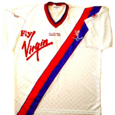 Crystal Palace Away 1989-1990