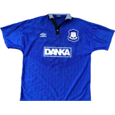 Everton Home 1995-1997
