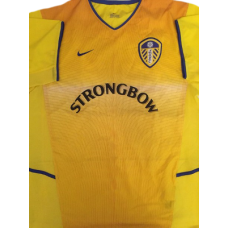 Leeds United Away 2002-2003