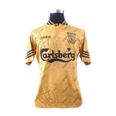Robbie Fowler #23 Liverpool Away 1994-1995