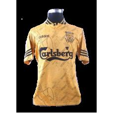 Робби Фаулер #23 Ливерпуль Гостевая 1994-1995