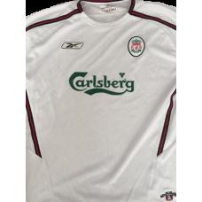 Liverpool Away 2003-2005