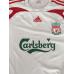 Ливерпуль Гостевая 2007-2008