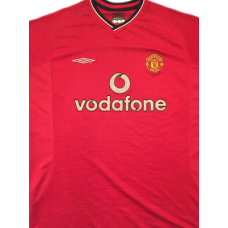 Manchester United Home 2000-2002