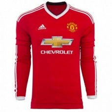 Manchester United Home 2015-2016 Long sleeve