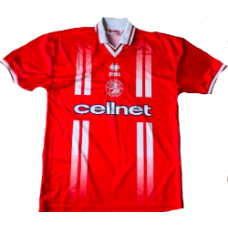 Middlesbrough Home 1998-1999
