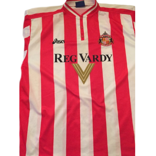 Sunderland retro shirt home 1999 2000 classic football shirt for House classics 2000