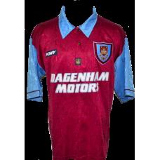 West Ham Home 1995-1997