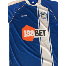 Wigan Home 2010-2011