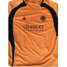 Wolves Home 2008-2009