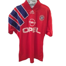 Bayern Munich Home 1993