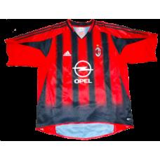 Kaka #22 AC Milan Home 2004-2005