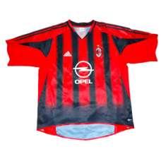 Kaka #22 AC Milan Hemmatröja 2004-2005