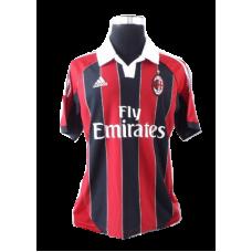 Zlatan Ibrahimovic #11 AC Milan Home 2011-2012