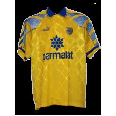 Zola #10 Parma Away 1995-1996