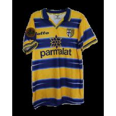 Hernan Crespo #9 Parma Home 1998-1999