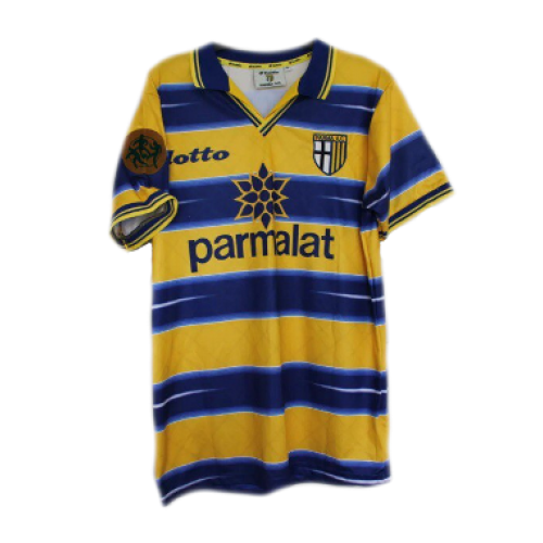 Hernan crespo parma shirt home 1998 1999 classic football for Classic house 1998