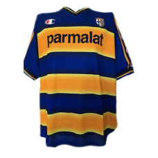 Hidetoshi Nakata #10 Parma Home 2002-2003