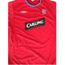 Glasgow Rangers Away 2009-2010