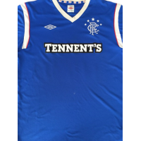 Glasgow Rangers Home 2011-2012