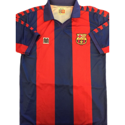 b48975d11 Barcelona retro shirt 1982-1984