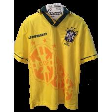 Brasilien Junior Hemmatröja 1994-1995