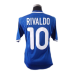 Rivaldo #10 Brazil Away 2000-2001