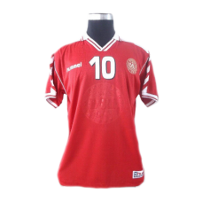 Michael Laudrup #10 Denmark Home 1998-1999
