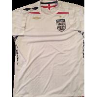 England Home 2007-2009