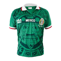 Mexico Hemmatröja 1998