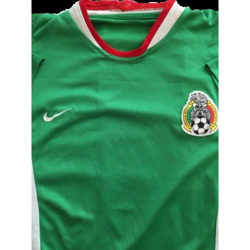 Mexico retro shirt 2003 classic football shirt for Classic house 2003