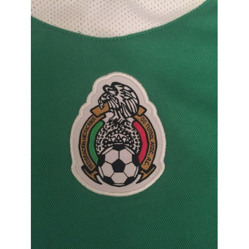 Mexico retro shirt home 2004 2005 classic football shirt for Classic house 2004
