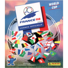 Panini France 98